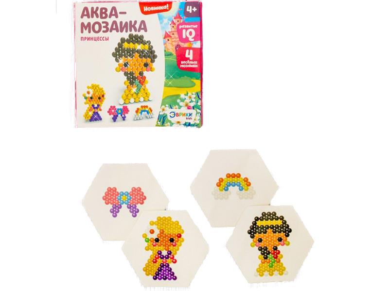 Настольная игра Эврики Аквамозаика Принцессы 2933734
