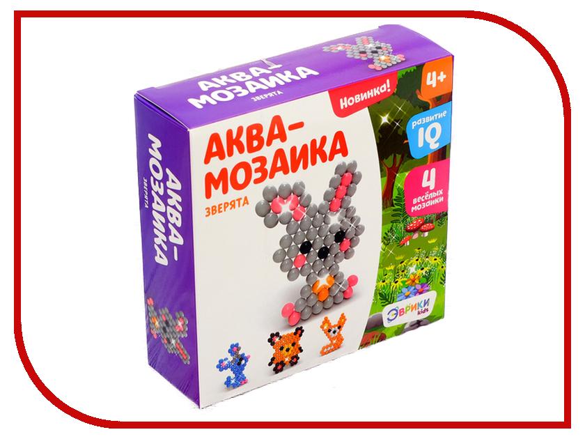 Настольная игра Эврики Аквамозаика Лесные зверята 2933736 настольная игра эврики аквамозаика принцессы 2933734