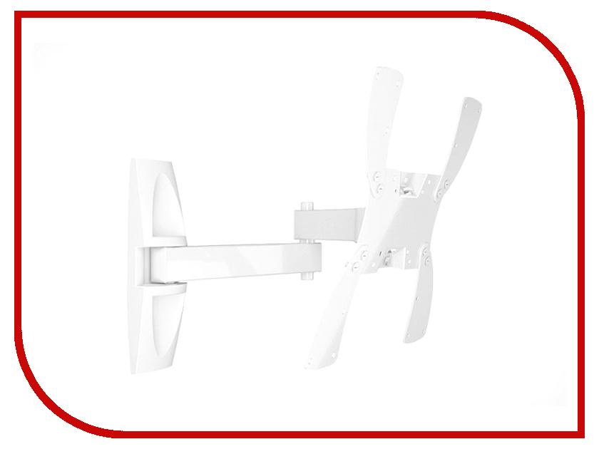 цена на Кронштейн Holder LCDS-5046 White (до 30кг)