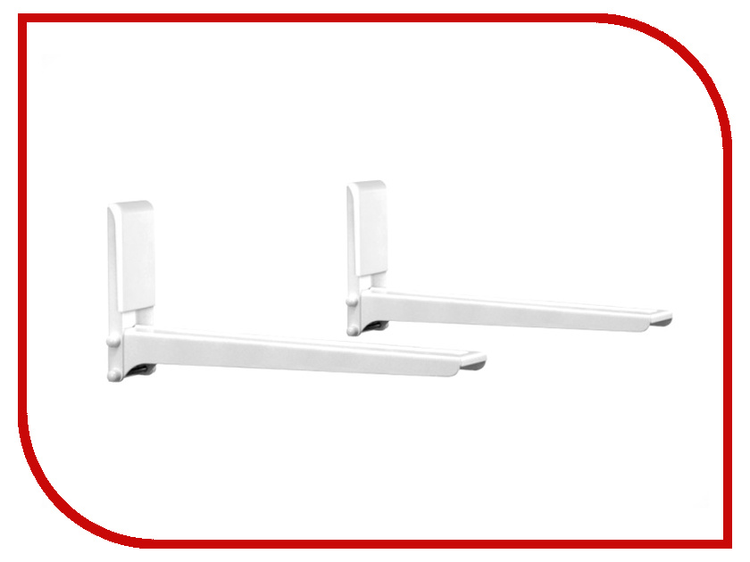 Кронштейн Holder MWS-2005 White (до 40кг) кронштейн holder mws 2003 white