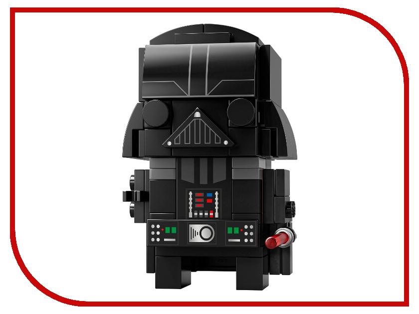 Конструктор Lego BrickHeadz Дарт Вейдер 104 дет. 41619 конструктор lepin cubeworld курятник 222 дет 18035