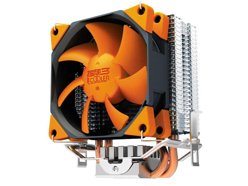 Кулер PCcooler S88(Intel LGA775/LGA1150/1151/1155/1156/LGA1356/1366/AMD AM2/AM2+/AM3/AM3+/FM1/AM4/FM2/FM2+) кулер cooler master v8 gts rr v8vc 16pr r2 intel lga2011 lga2011 3 lga1366 lga1150 1151 lga1155 lga1156 lga775 amd fm1 fm2 fm2 am2 am2 am3 am3