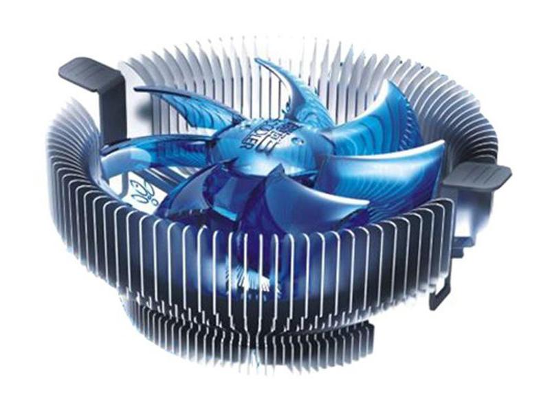 Кулер PCcooler E91M (Intel LGA775/LGA1150/1151/1155/1156/LGA1356/1366/AMD AM2/AM2+/AM3/AM3+/FM1/AM4/FM2/FM2+)