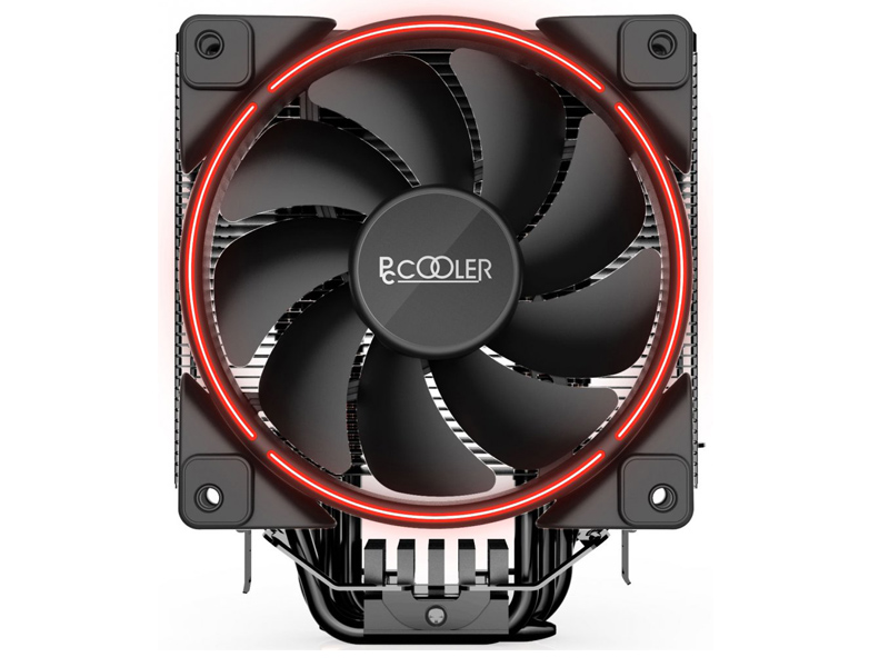 Кулер PCcooler GI-X6R(Intel LGA775/LGA1150/1151/1155/1156/AMD AM2/AM2+/AM3/AM3+/FM1/AM4/FM2/FM2+)