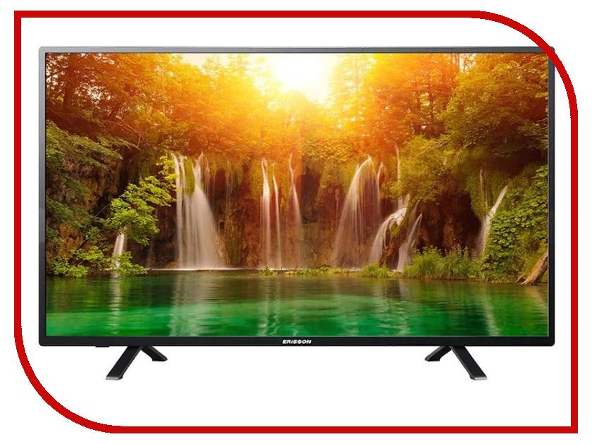 Телевизор Erisson 43ULEA99T2 Smart цена