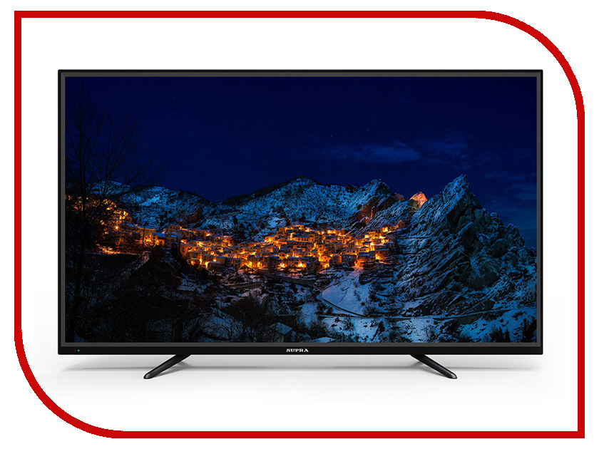 Телевизор SUPRA STV-LC55ST1000U supra stv lc40t440fl черный