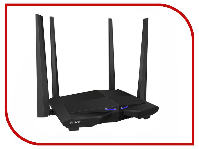Wi-Fi роутер Tenda AC10U wi fi роутер tenda n301