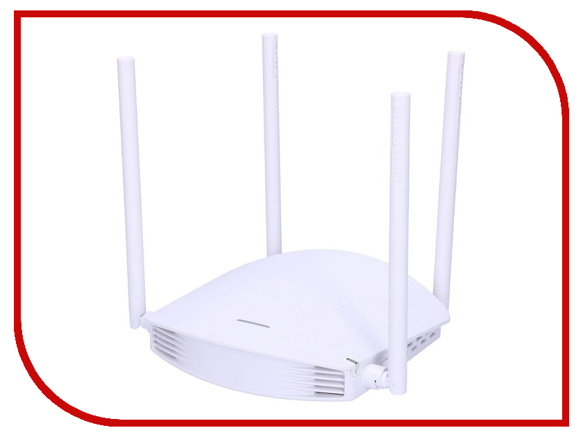 Wi-Fi роутер TOTOLINK N600R wi fi роутер zyxel keenetic 4g iii