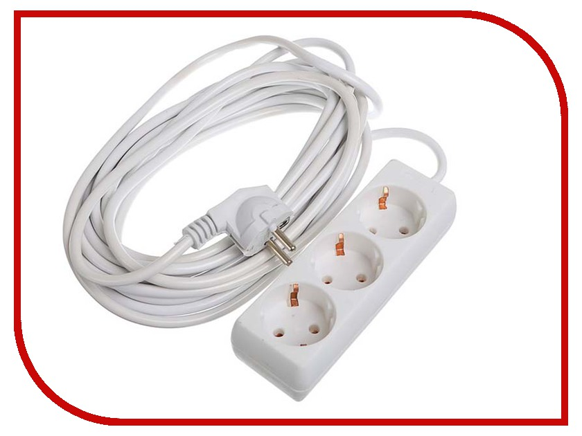Удлинитель Luazon 3 Sockets 7m 2791279 luazon 1437459