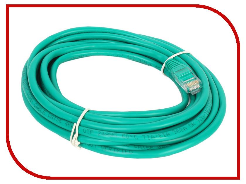 Сетевой кабель AOpen UTP cat.5e ANP511 5m Green ANP511_5M_G корпус corsair obsidian series 350d window cc 9011029 ww