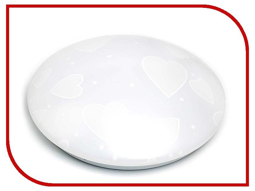 Светильник Luazon Lighting E-13 10W 220V 650Lm 4000K IP40 230mm Сердце 3555171