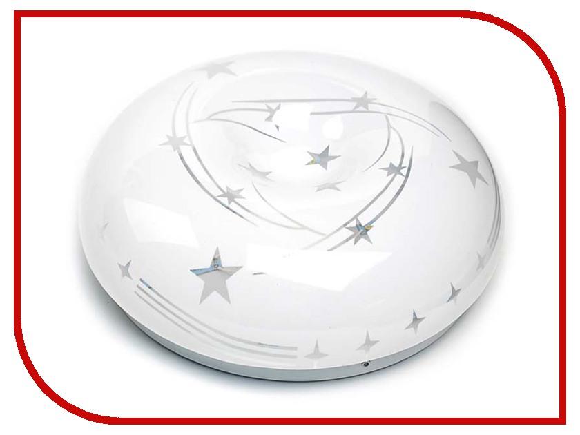 Светильник Luazon Lighting E-26 18W 220V 1170Lm 4000K IP40 350mm Звезды 3555179