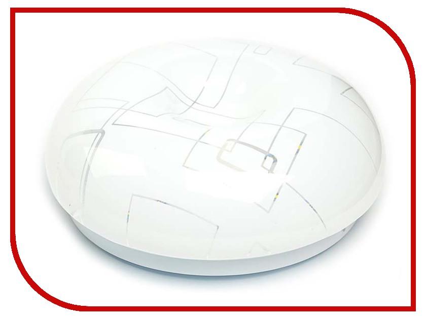Светильник Luazon Lighting E-27 18W 220V 1170Lm 4000K IP40 350mm Глория 3555185