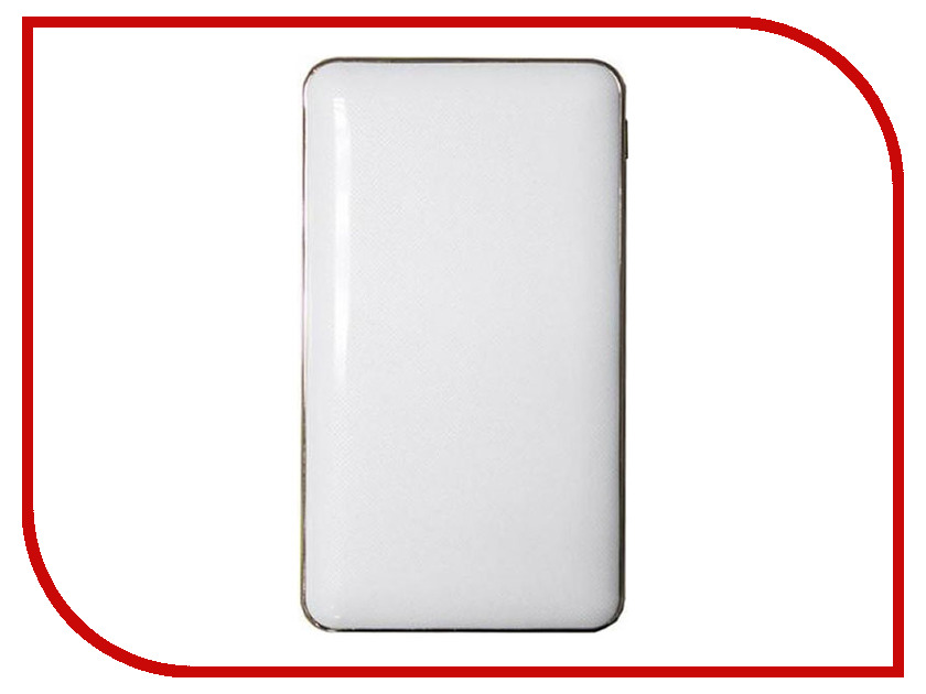 Аккумулятор Mango Device MP-8000WT 8000mAh White 16324