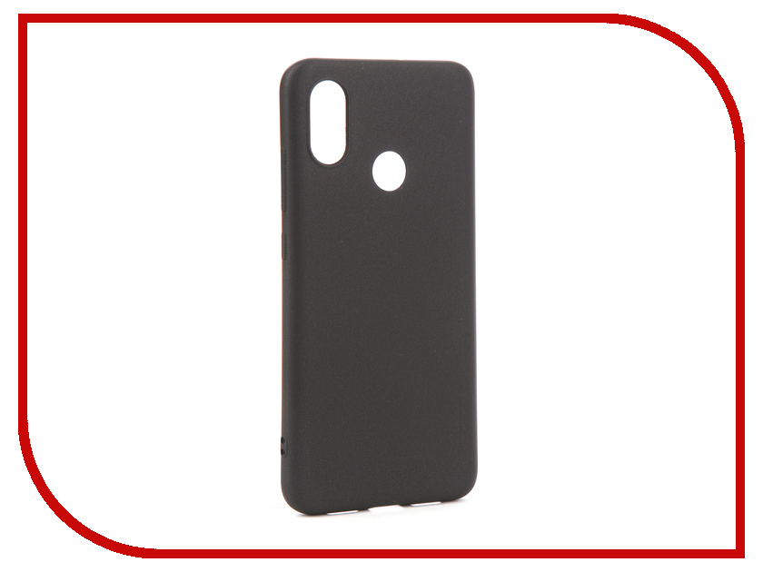 Аксессуар Чехол для Xiaomi Mi 8 X-Level Guardian Series Black 2828-148 аксессуар чехол для xiaomi redmi mi a1 mi 5x x level guardian series black 2828 070