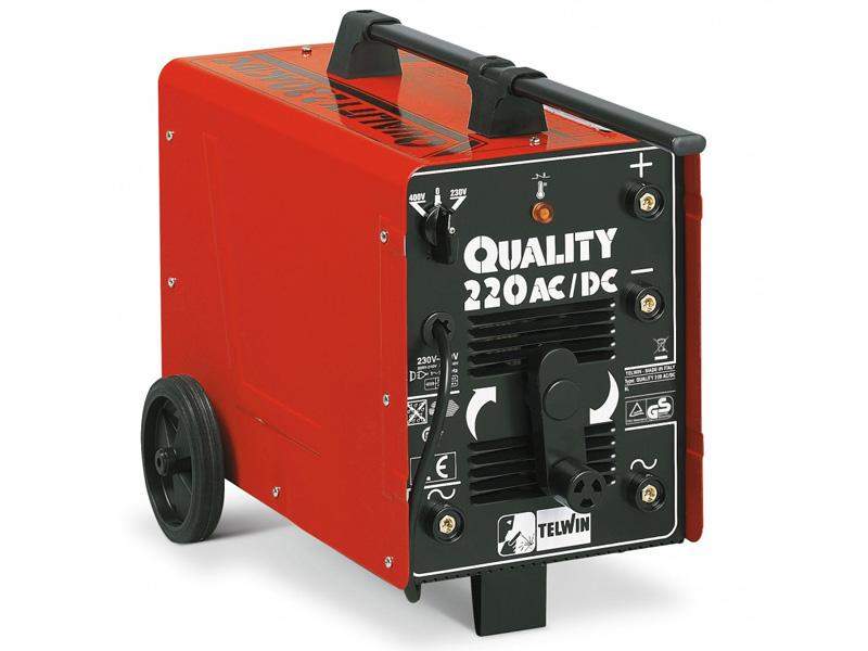 Сварочный аппарат Telwin Quality 220 AC/DC