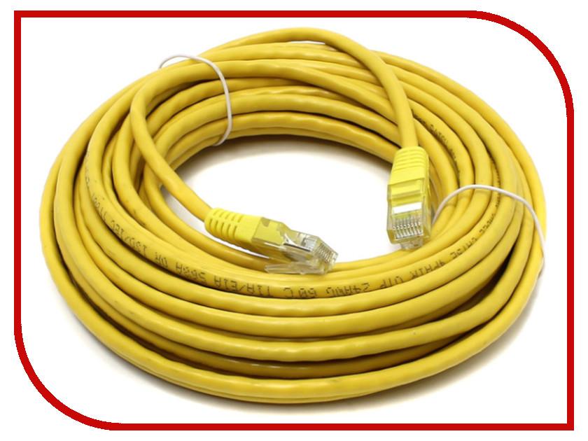 все цены на Сетевой кабель Telecom UTP cat.5e 10m Yellow PAT-10M_Y