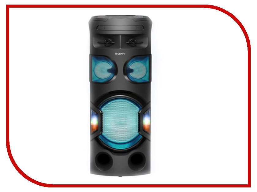 Минисистема Sony MHC-V71D аудиосистема sony mhc gt4d