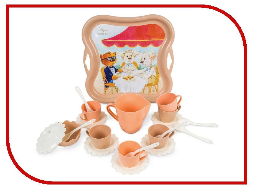 Игра Тигрес Набор посуды Модное чаепитие 39410