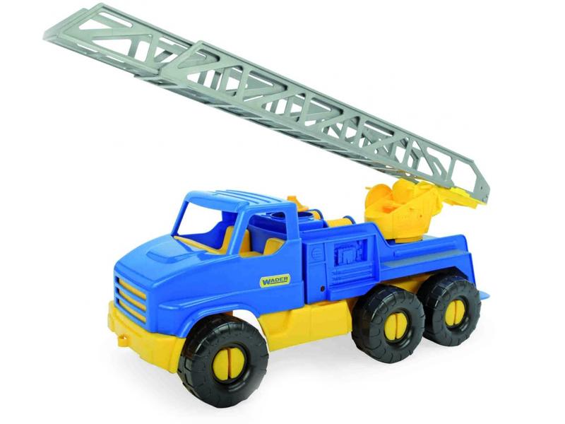 Игрушка Тигрес City Truck Пожарная машина 39397