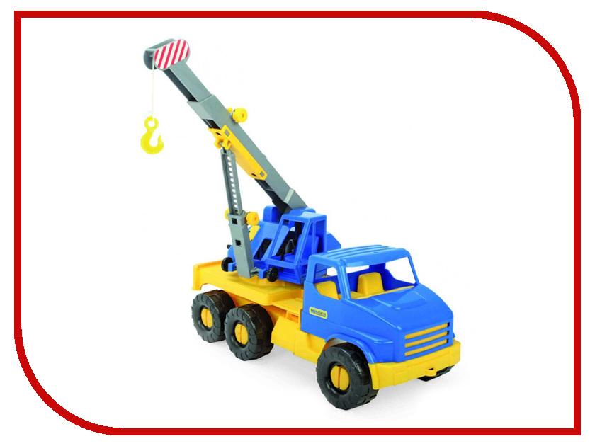 Игрушка Тигрес City Truck Кран 39396 0368 sluban 121pcs city series airport van truck model building blocks enlighten diy figure toys for children compatible legoe