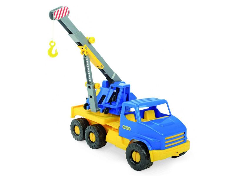 Игрушка Тигрес City Truck Кран 39396