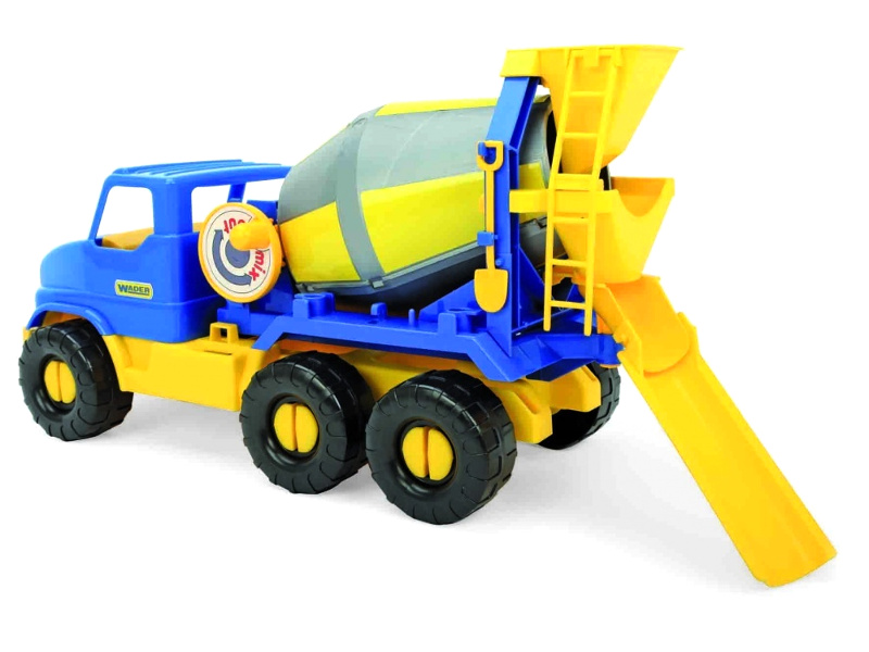 Игрушка Тигрес City Truck Бетоносмеситель 39395