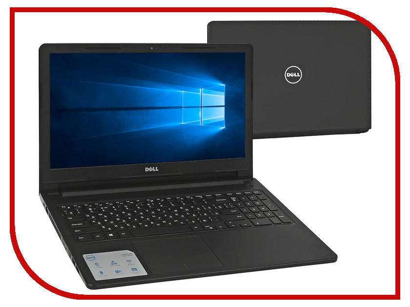 Ноутбук Dell Vostro 3578 3578-2646 Black (Intel Core i5-8250U 1.6 GHz/4096Mb/1000Gb/DVD-RW/AMD Radeon 520 2048Mb/Wi-Fi/Bluetooth/Cam/15.6/1920x1080/Windows 10 64-bit) ноутбук dell vostro 3568 3568 7763 intel core i5 7200u 2 5 ghz 4096mb 1000gb dvd rw amd radeon r5 m420x 2048mb wi fi bluetooth cam 15 6 1366x768 windows 10 64 bit