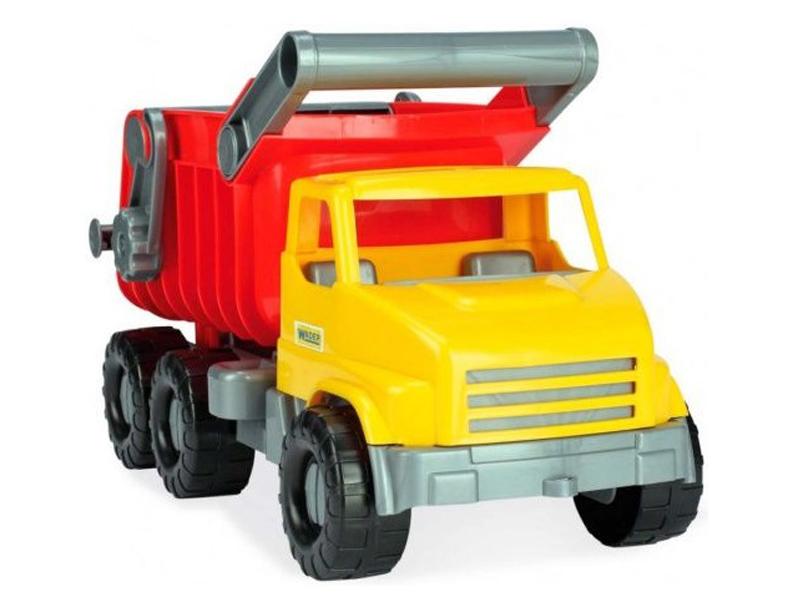 Игрушка Тигрес City Truck Самосвал 39368