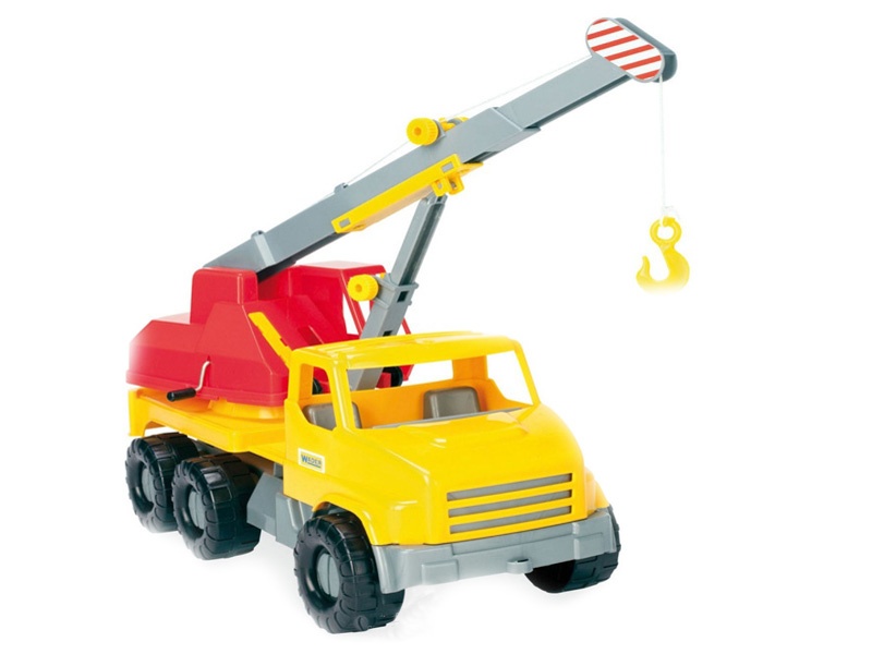 Игрушка Тигрес City Truck Кран 39366