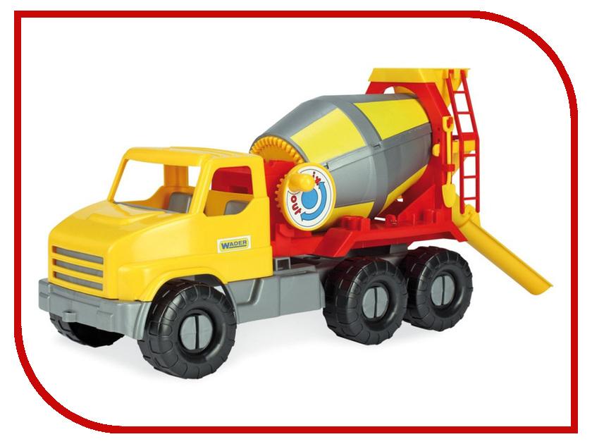 Игрушка Тигрес City Truck Бетоносмеситель 39365