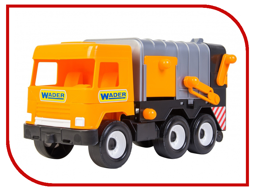 Тигрес Middle Truck City 39312