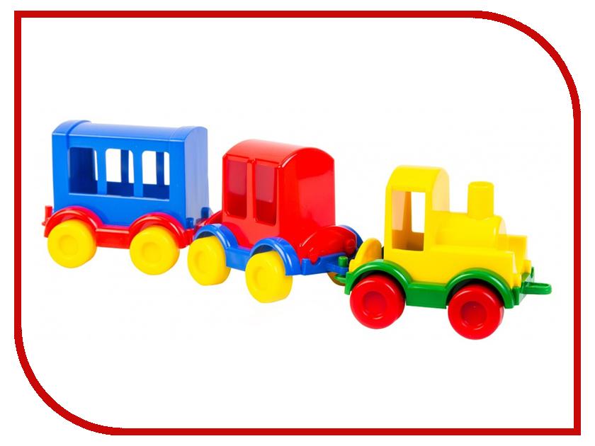 Игрушка Тигрес Kid Cars Паровозик 39260 игровые наборы sylvanian families набор мебель для дома марии