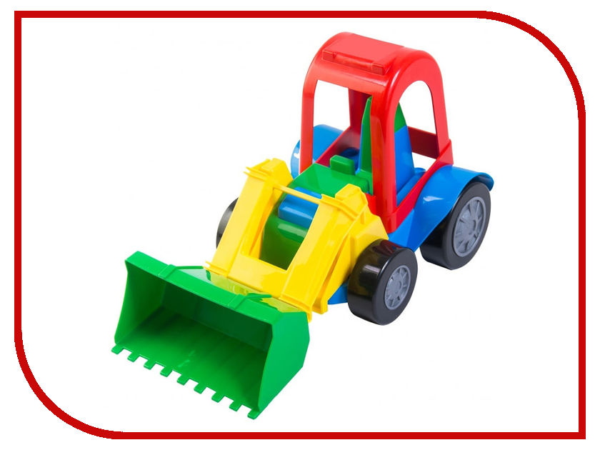 Игрушка Тигрес Трактор Багги 39230