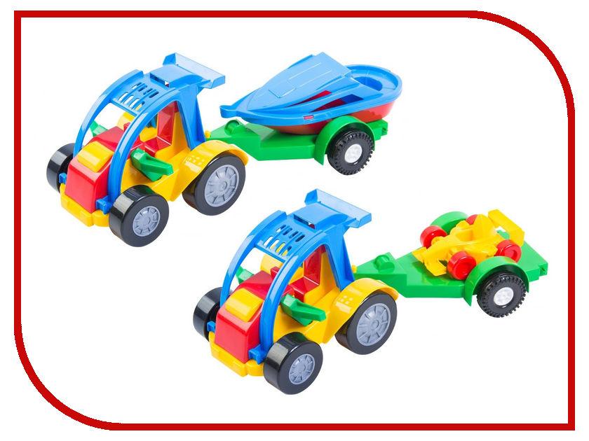 Игрушка Тигрес Авто Багги с прицепом 39227