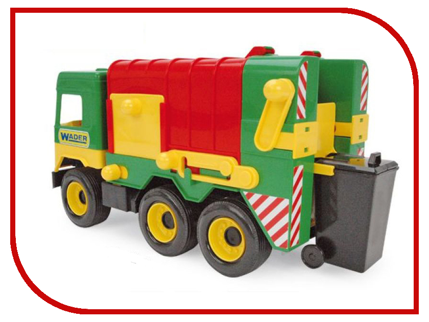 Тигрес Middle Truck 39224