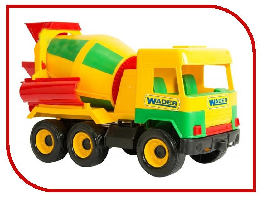 Игрушка Тигрес Middle Truck Бетоносмеситель 39223