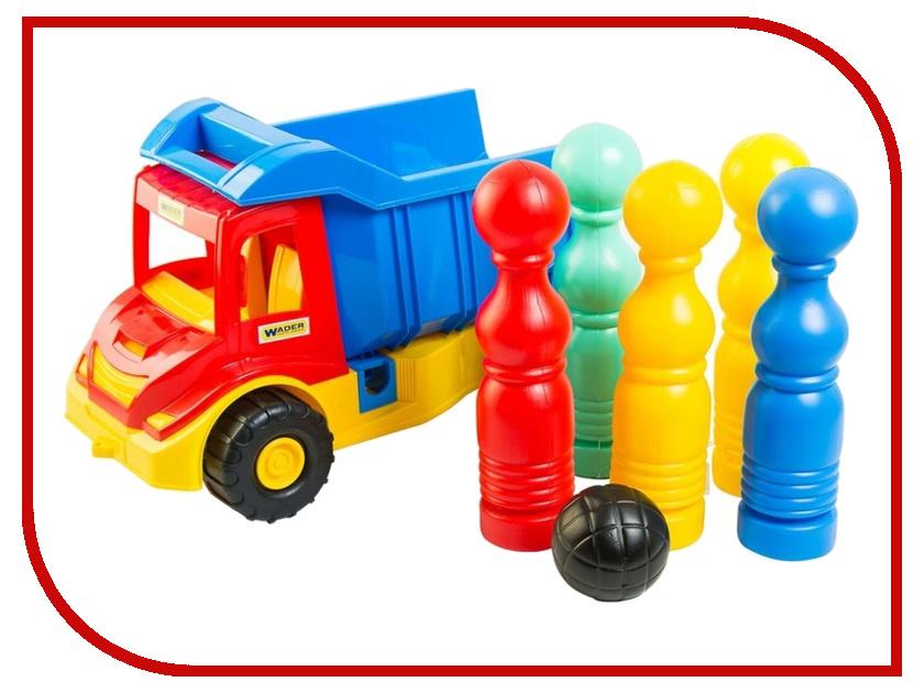 Игрушка Тигрес Multi Truck Грузовик с кеглями 39220 ultra loud bicycle air horn truck siren sound 120db
