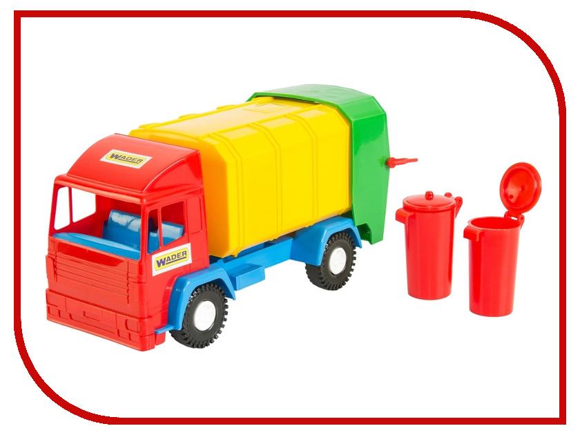 Игрушка Тигрес Mini Truck Мусоровоз 39211