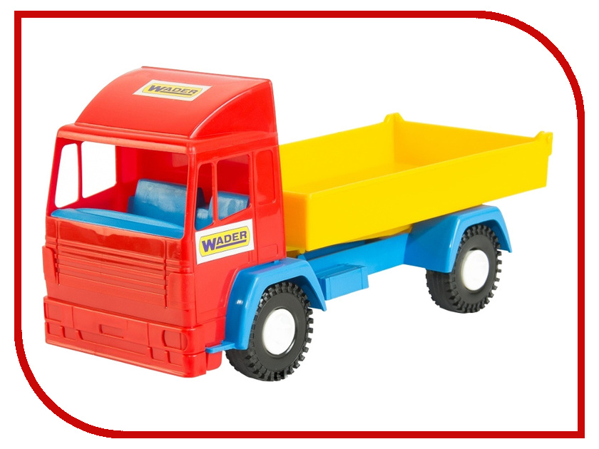 Игрушка Тигрес Mini Truck Грузовик 39209 грузовик pilsan mak truck 06 611 зелено оранжевый