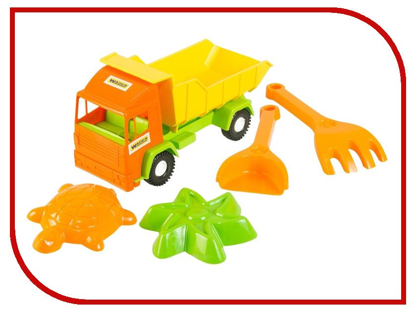 Игрушка Тигрес Mini Truck Грузовик с набором для песка 39157