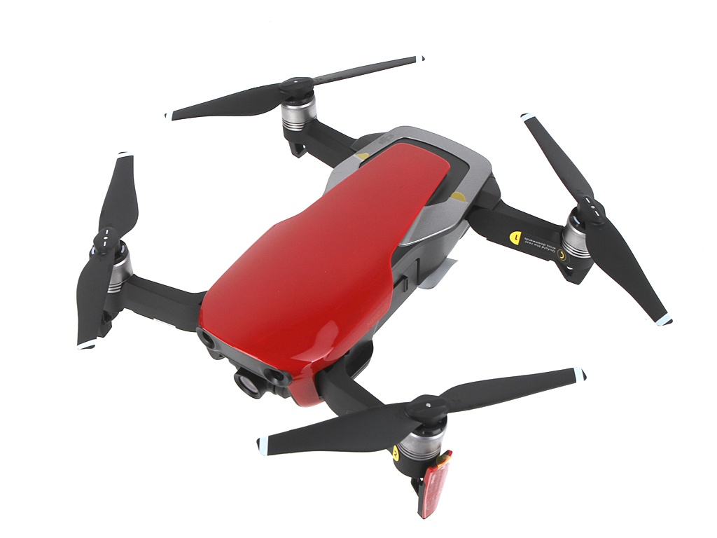 Квадрокоптер DJI Mavic Air Red цена