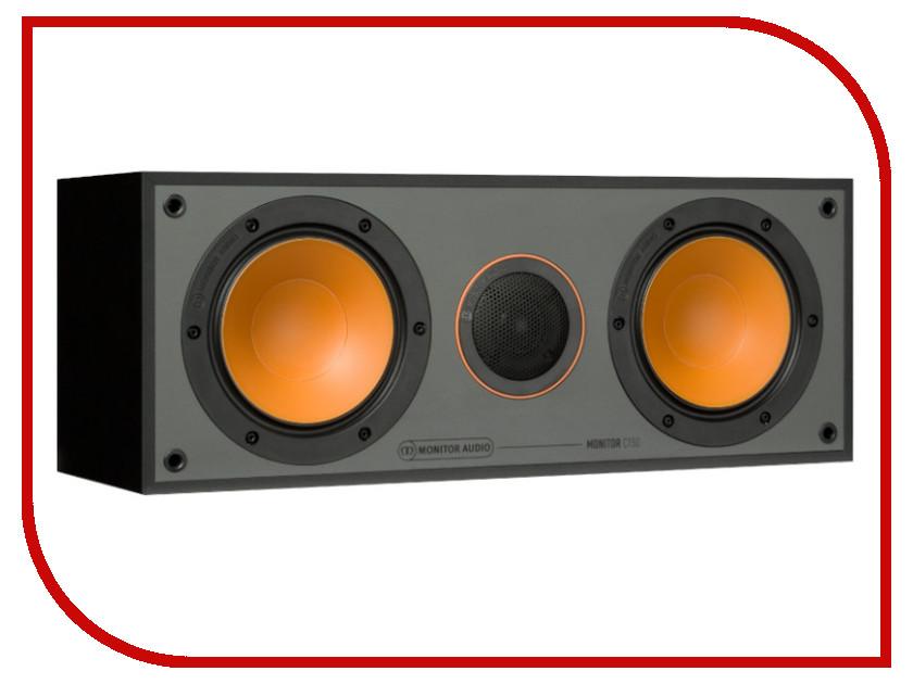 Центральный канал Monitor Audio Monitor C150 Black центральный канал monitor audio bronze centre black oak