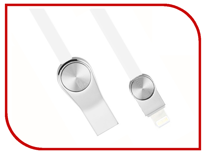 Аксессуар XO USB - Lightning 8-pin 1.0m White NB20 аксессуар xo 3в1 usb lightning microusb type c white nb18