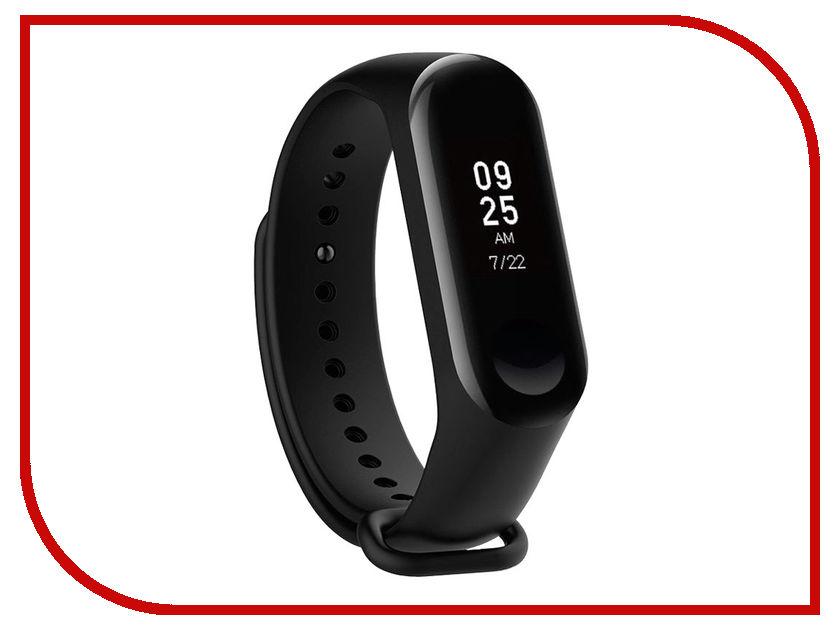 цена на Умный браслет Xiaomi Mi Band 3 Black