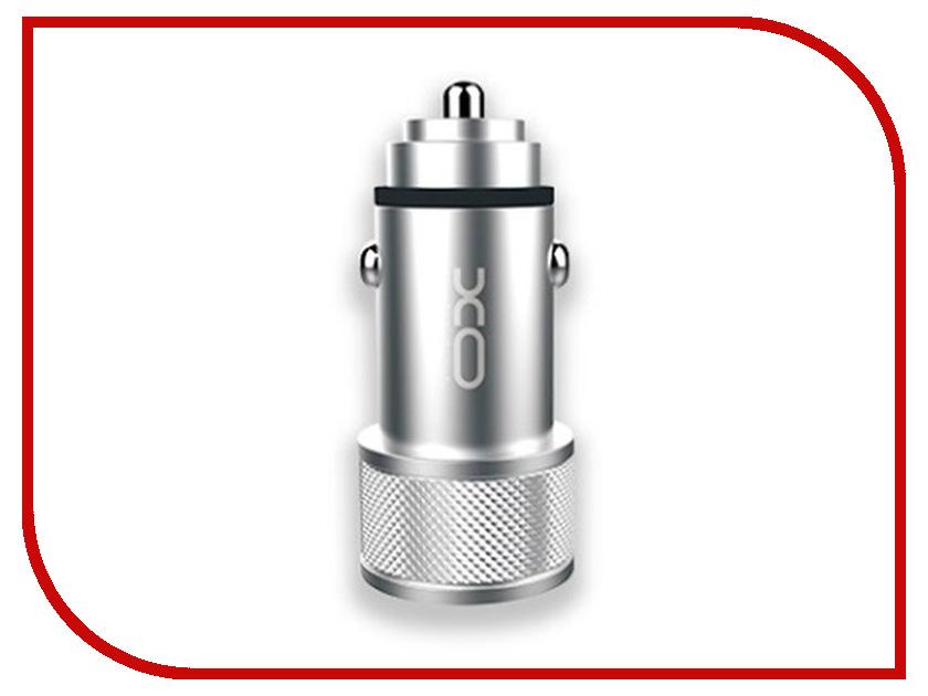 Зарядное устройство XO CC-02 2xUSB 2.4А Silver cartoon wolf pattern waterproof bathroom shower curtain