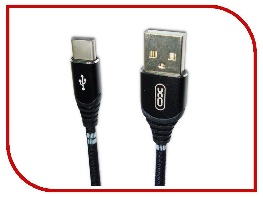 Аксессуар XO USB - MicroUSB 1.0m Black NB29 цены онлайн