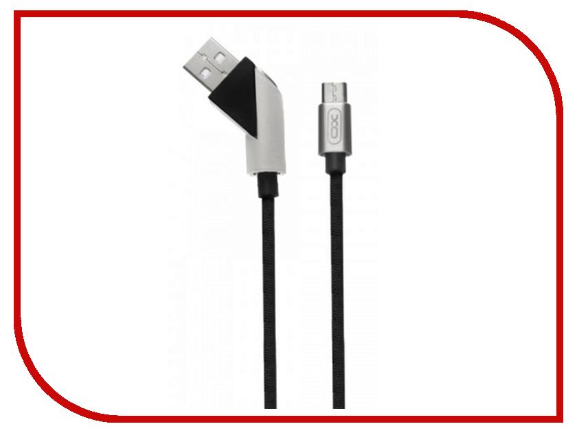 Аксессуар XO USB - MicroUSB 1.0m Black NB15 тормоза для велосипеда avid e9 2014 elixir xo zee