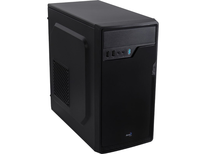Корпус AeroCool Cs-100 Advance Black без БП