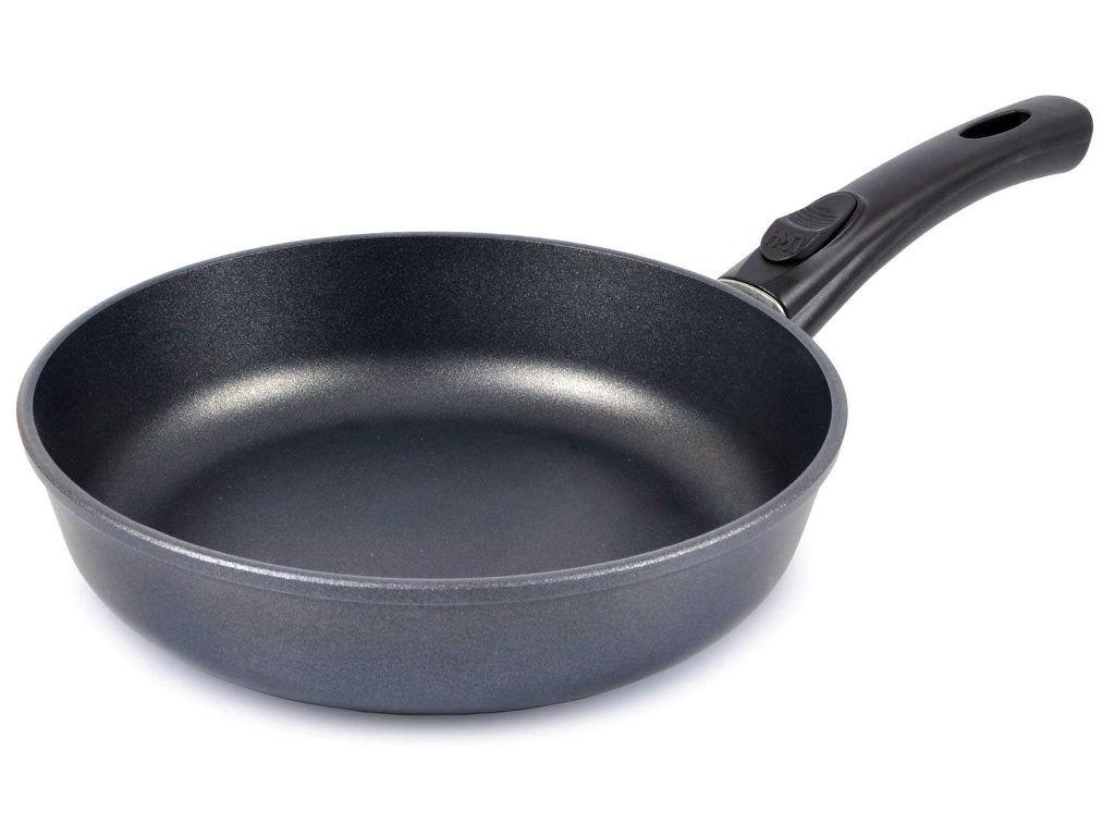 Сковорода Нева металл посуда 24cm 6024